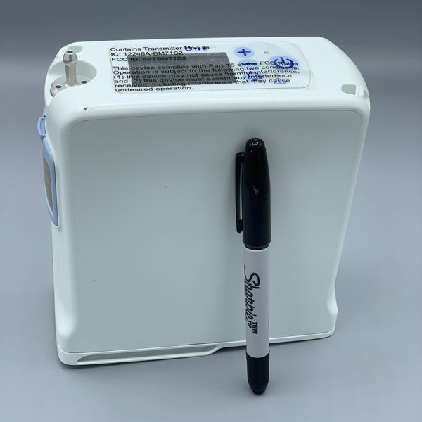 Inogen G4 Worlds Smallest Oxygen Concentrator