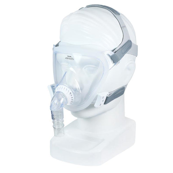 Respironics FitLife Total Face CPAP Mask