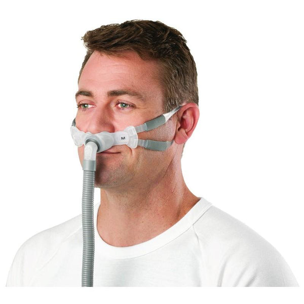 ResMed Swift FX Bella Gray Nasal Pillow CPAP Mask