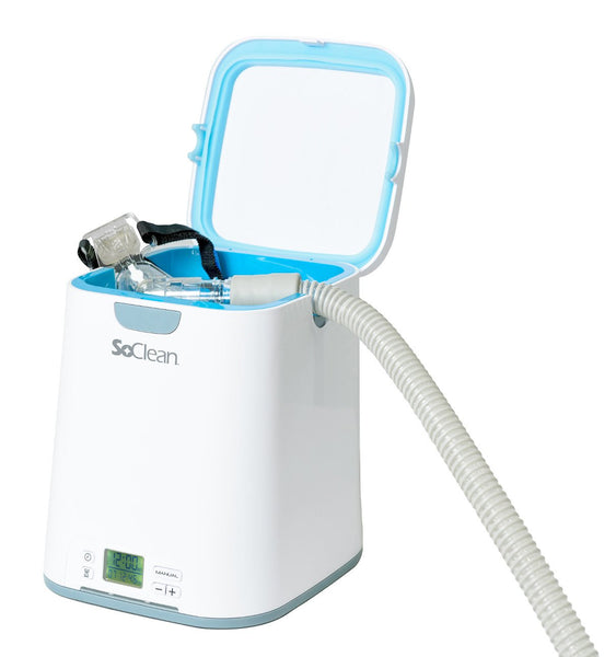 SoClean CPAP Sanitizer and Cleaner