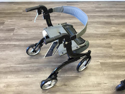 Nitro Rollator, Hemi Height , black