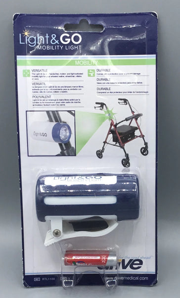 Drive Light & Go walker light