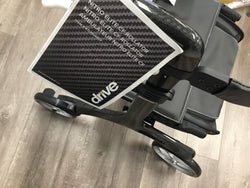 Luxury nitro elite carbon very light rollator