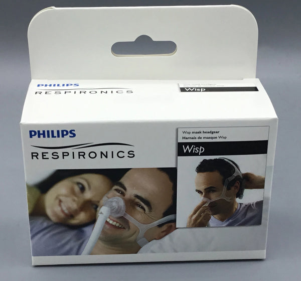 Wisp Mask Headgear for Philips Respironics standard size