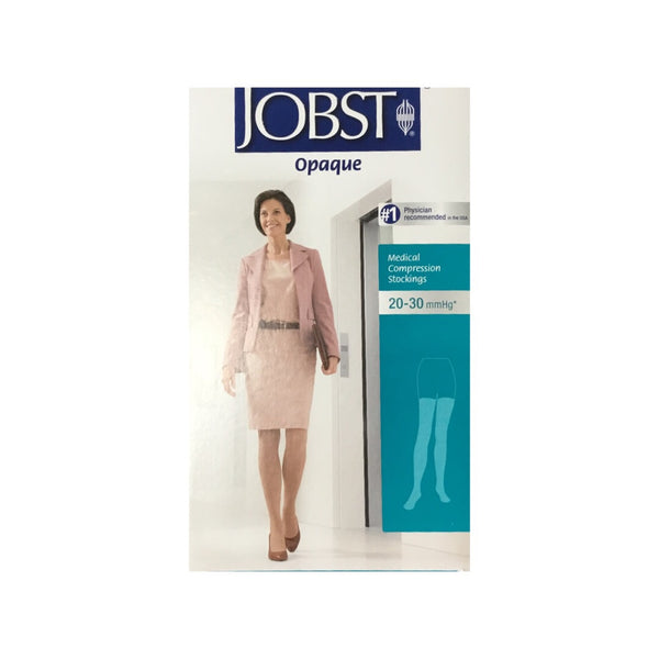 Jobst Medical compression stockings Opaque 20-30mmhg thigh high