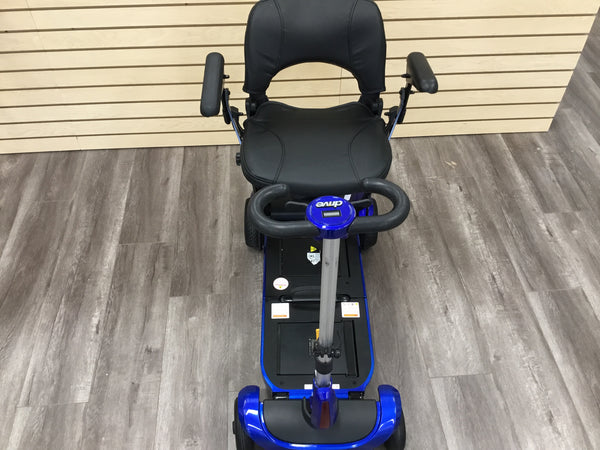 Drive ZoomE flex ultra Fordable Mobility Scooter