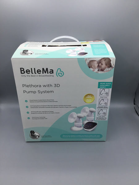 BelleMa Plethora With 3D breast Pump System