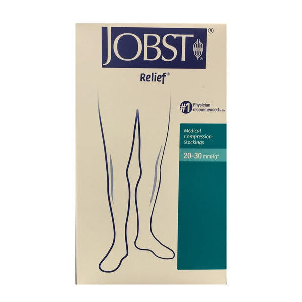 Jobst relief compression stocks