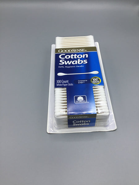 GoodSense Cotton Swabs