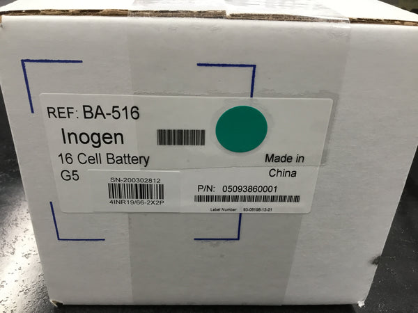INOGEN 16 cell Battery G5