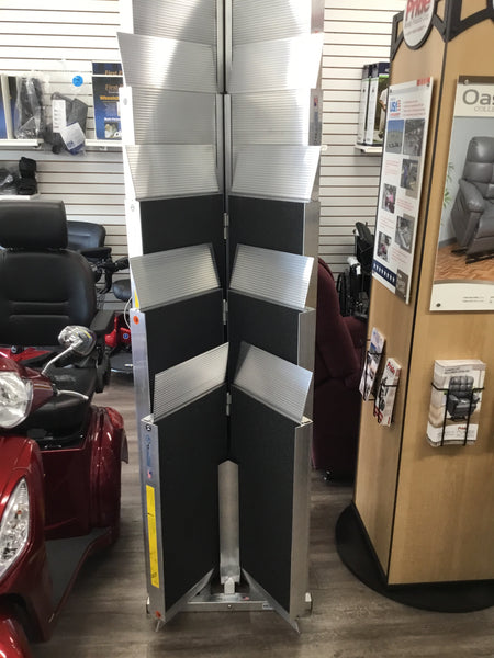 Suitcase ramp 6ft