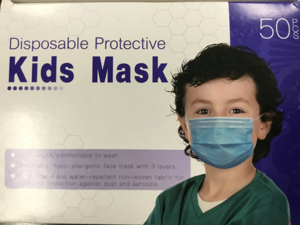 Disposable Protective Kids mask
