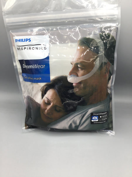 Philips Respironics DreamWear Gel pillows mask