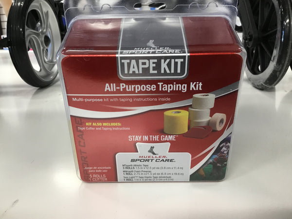 All purpose tape kit