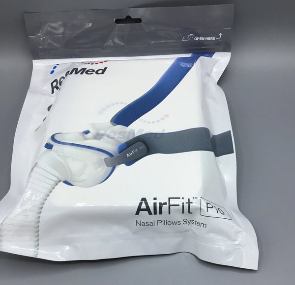 ResMed AirFit P10 Nasal Pillow System