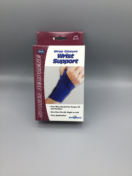 Wrap Closure Wrist Support