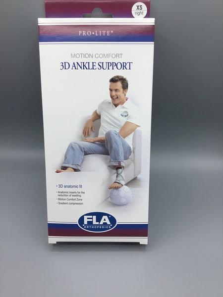 Motion Comfort 3D Ankle Support