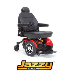 Heavy Duty Power Wheelchair Rental