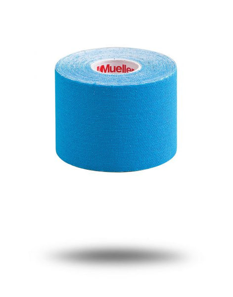 Kinesiology Tape Blue Continuous Roll