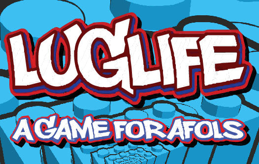 LUGLife - A Game For AFOLs Base Game Pack - PRE REGISTRATION ONLY