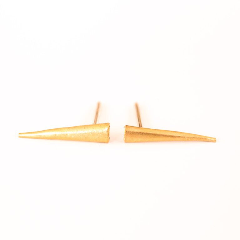 22k Spiculum Earrings