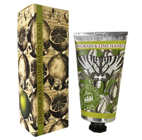 Lemongrass & Lime Handcream - Royal Botanic Gardens Kew