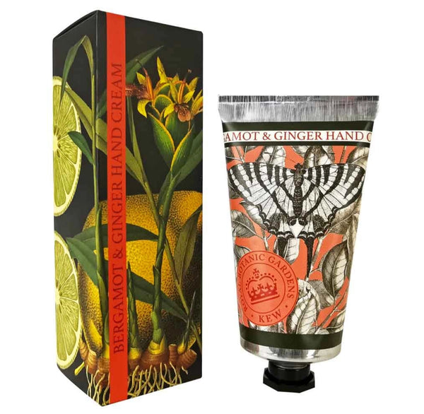 Bergamot & Ginger Handcream - Royal Botanic Gardens Kew