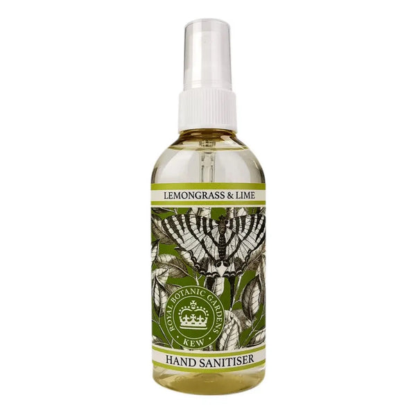 Royal Botanic Gardens Kew - Lemongrass & Lime Hand Sanitiser