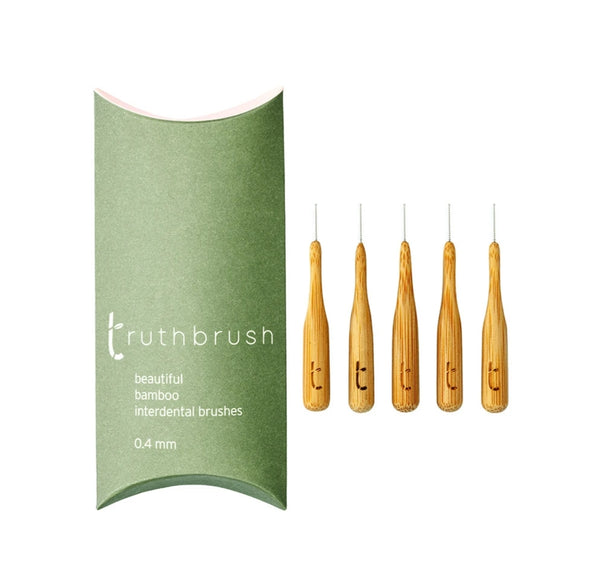 Truthbrush - Bamboo Interdental Brushes
