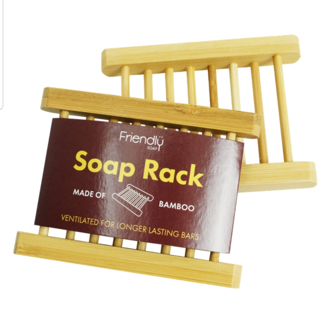 Friendly Soap - Bamboo Soap Dish