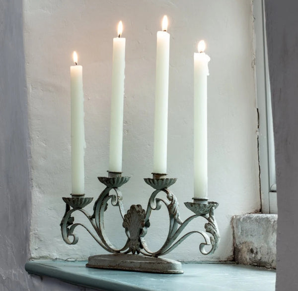 Grand Illusions - Tivoli Candle Holder