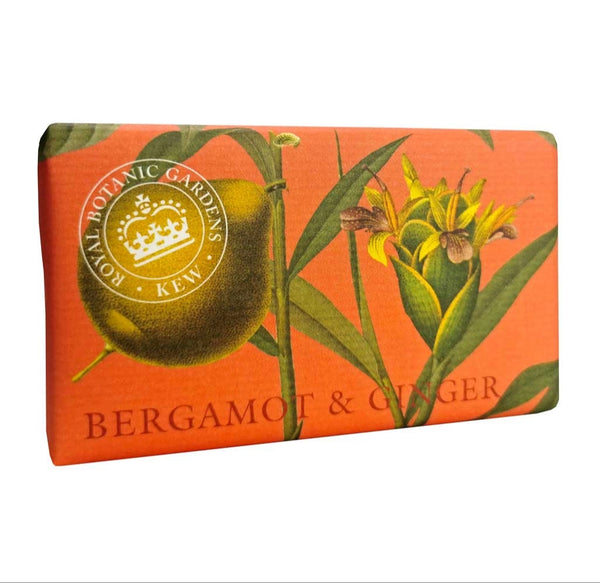 Royal Botanic Gardens Kew - Bergamot & Ginger Soap