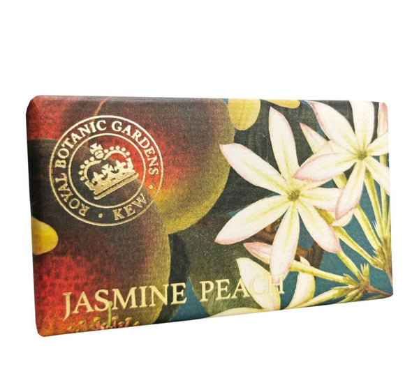 Royal Botanic Gardens Kew -  Jasmine Peach Soap
