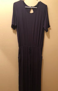Slate One-Piece Pantsuit