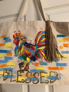 Stressed Chicken Tote
