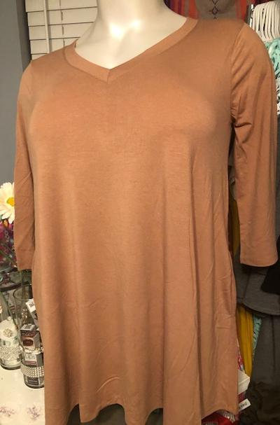 Clay Tunic Top