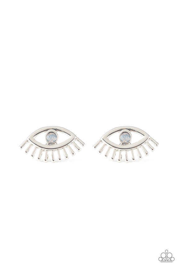 Dont Blink Multi Earring - Paparazzi Accessories