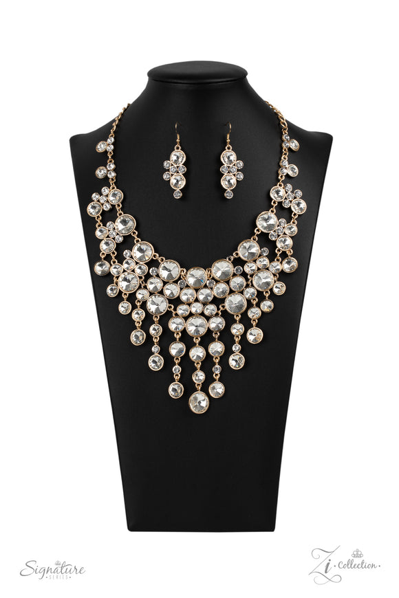 The Rosa 2020 Zi Collection Necklace - Paparazzi Accessories