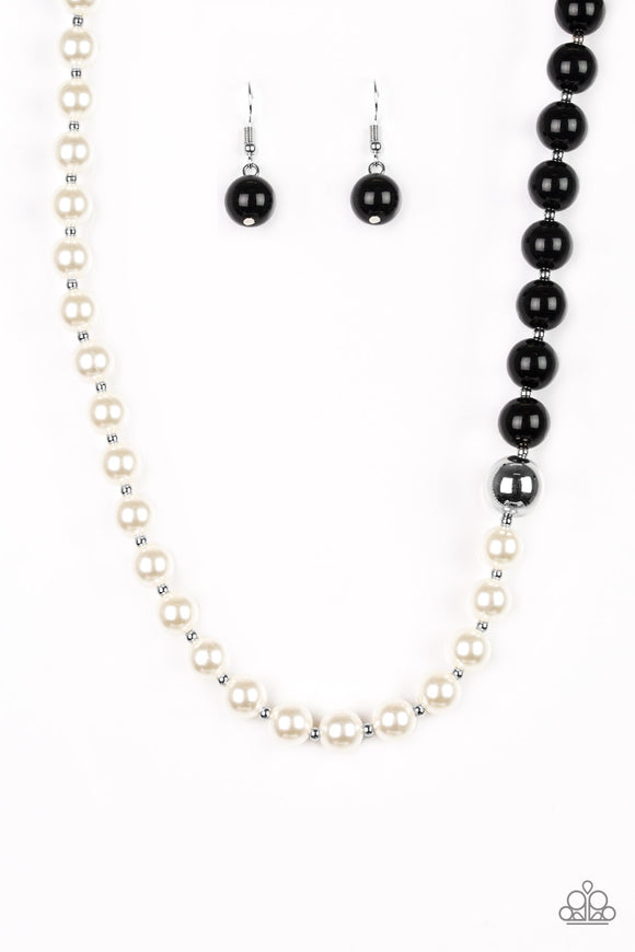 5th Avenue A-Lister Black Necklace - Paparazzi Accessories