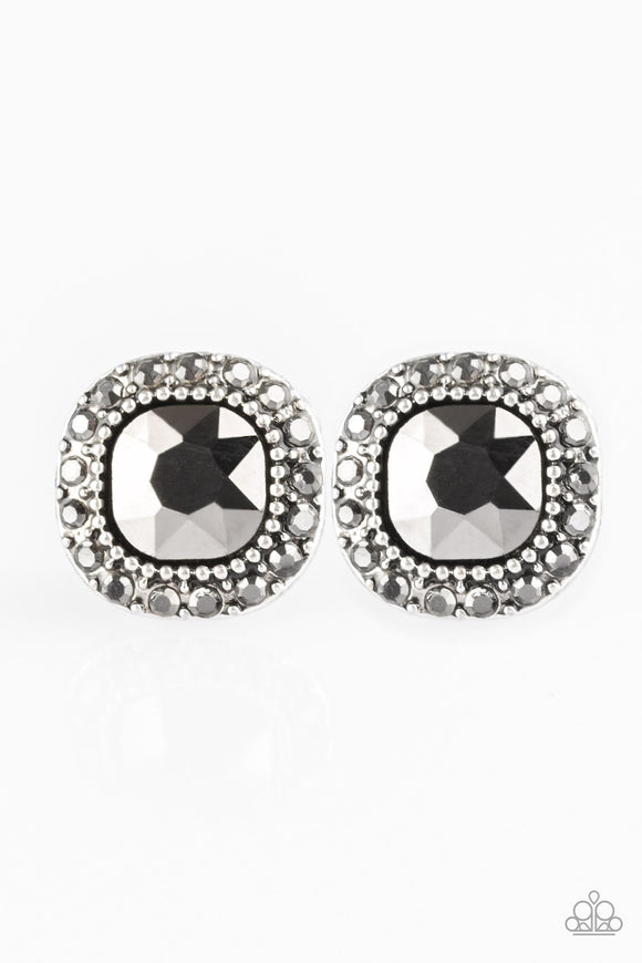 Latest Luxury Silver Earring - Paparazzi Accessories