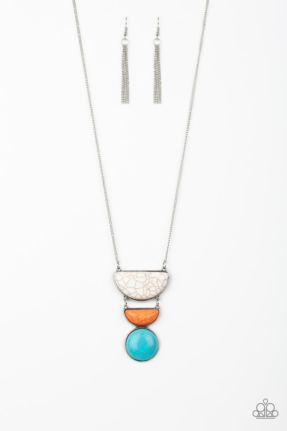 Desert Mason Multi Necklace - Paparazzi Accessories