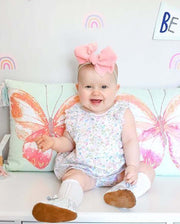 NEW!! Baby Girls Annabelle Floral Cotton Top and Bottom 2 Piece Set (Design in Australia)