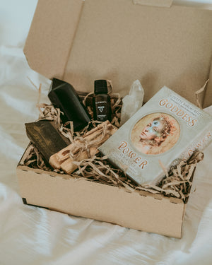 Divine Protection Ritual Box