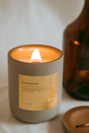 Limited Edition Alkimista Connection Candle