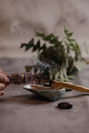 Purification Sage Smudge Kit