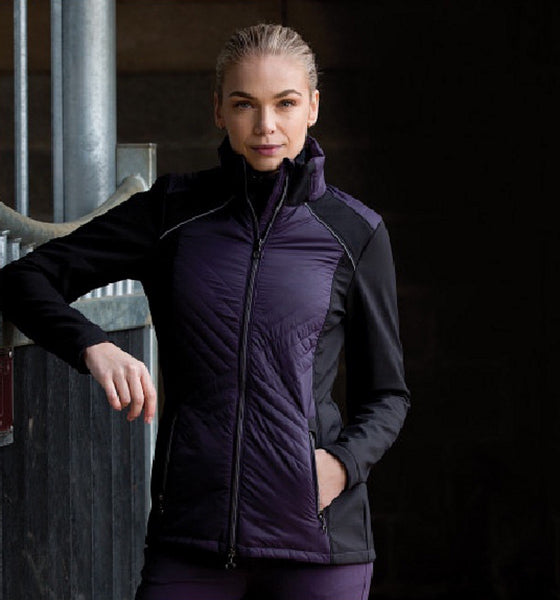 Equetech Apollo Quilted Softshell Jacket