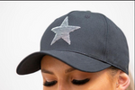 BARE - Sequin Cap