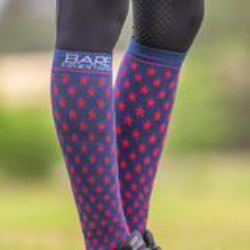 BARE Compression - Star Sock