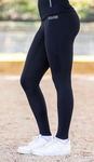 Bare thermo winter riding tights