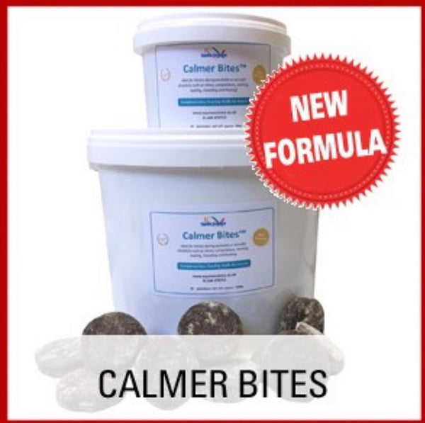Calmer Bites - New and Improved Formula